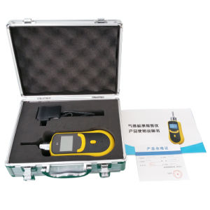 Portable Ash3 Gas Detector Industrial Gas Leak Monitor Gas Alarm System pictures & photos