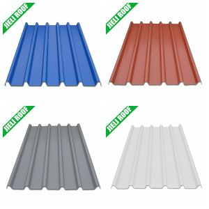 Building Construction Materials PVC Roofing Sheet 940 Item pictures & photos