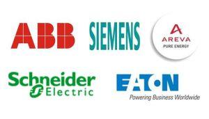 Cooperation Brand Switch (Siemens, EATON, AREVA)