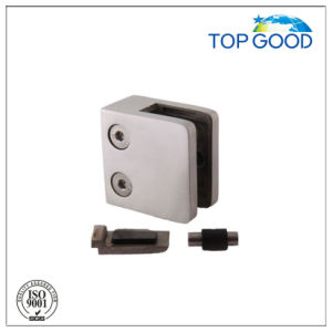 Topgood Square Glass Clamp with Plate pictures & photos