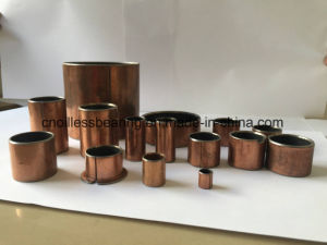 Wrapped Bronze Bimetal Wheel Bearing for Pringting Machine pictures & photos