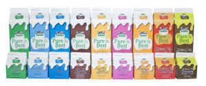 Flavoured Milk Gable Top Carton Packaging Machinery pictures & photos