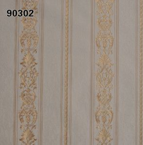 2015 New Design Italy Design Heavy Embossed Wall Paper pictures & photos