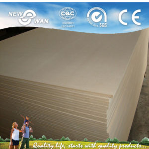 3mm Plain Raw MDF for Furniture   (NPM-0086) pictures & photos