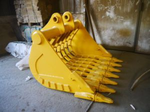 23t Excavator Skeleton Bucket pictures & photos