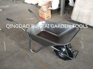 Construction Durable Air Wheel Wheelbarrow (WB6404H) pictures & photos