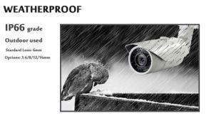 2.0 Megapixel Digital Web IP CCTV Cameras Suppliers pictures & photos