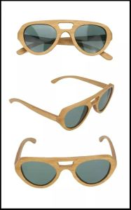 New Design Fashion Popular Wooden Sunglasses pictures & photos
