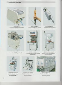 Hand Lock Screw Machine with Screw Feeder pictures & photos