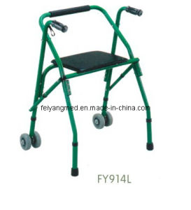 Walker /Walking Frame /Walker with Wheels pictures & photos