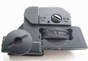 Airsoft Electric Gun Accessory Cqb Rear Sight pictures & photos