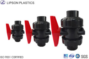PVC CPVC Pipes Fittings High Quality Valves pictures & photos