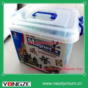 618PCS Puzzle Magnetic Toys