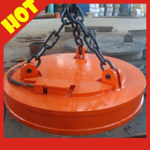 High Quality MW Type Electric Magnet for Steel Scraps as Lifting Equipment for Crane pictures & photos