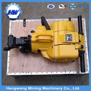 Hand Held Gasoline Petrol Vertical Yn27c Mining Rock Drill pictures & photos