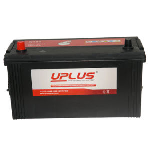 N100 12V Mentainence Free Truck Battery with ISO14001 Approved pictures & photos