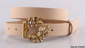2016 New Leather Women Belts pictures & photos