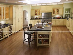 European Classical Style Solid Wood Kitchen pictures & photos