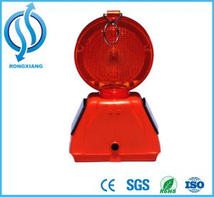 LED Solar Beacon Light/ Solar Water-Proof Vehicle Revolving / Rotary Warning Light pictures & photos