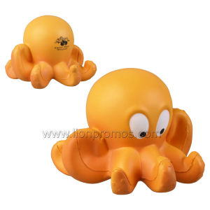 Sea Park Premium Gift PU Foam Octopus Model pictures & photos