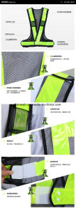 Hot Sale Outdoor High Visibility Reflective Vest pictures & photos