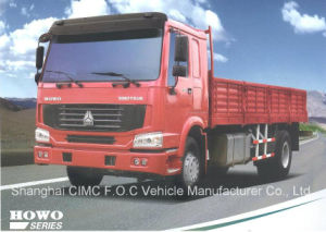 Supply Sinotruk HOWO 4X2 Cargo Truck with Lowest Price pictures & photos