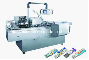 Automatic Carton Box Packing Machine (blisters/bottle/food)