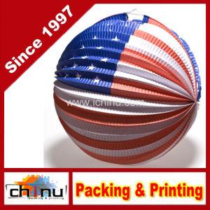 Custom Patriotic Balloon Lanterns (420031) pictures & photos