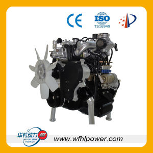 Isuzu 4jb1 Natural Gas Engine pictures & photos