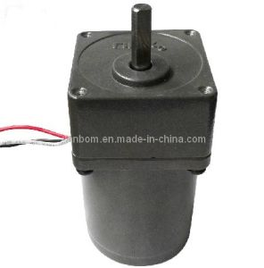 AC Single Phase Geared Motor pictures & photos