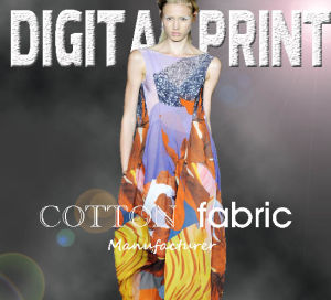 2017 Cotton Digital Print for Garments and Coats (X1049) pictures & photos