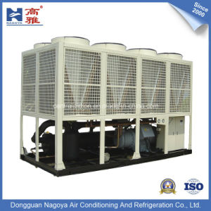 Heat Recovery Air Cooled Heat Pump Screw Chiller (KSCR-0410AD 140HP)