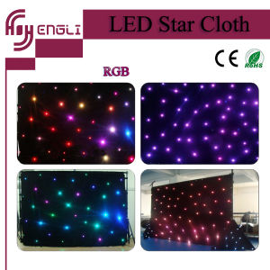 LED Star Decerotion Curtain for Stage Lighting (HL-051)