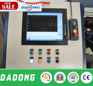 Dadong D-T30 CNC Turret Punching Tools for Solar Water Heater Processing pictures & photos