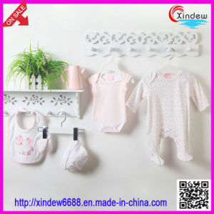 100% Cotton Baby′s Wear Set pictures & photos