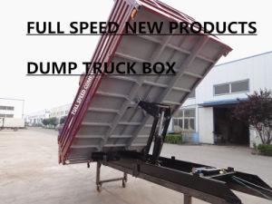 Dump Truck Boxes, Tipper Truck Bodies, Dump Truck Boxes for Sale pictures & photos