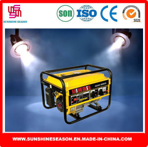 2.5kw Gasoline Generator Set for Home & Outdoor Use (EC4800) pictures & photos