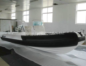 Rigid Inflatable Fiberglass Boats and Yachts Prices 730 Ce pictures & photos