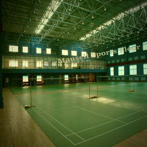 Indoor/Outdoor PVC Interlocking Badminton Sport Flooring pictures & photos