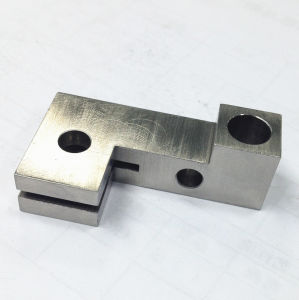 Machining Part for Food Machinery CNC Turning Parts Bracket pictures & photos