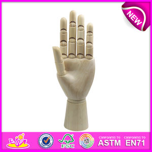 New Product Wooden Artist Hand Model, Flexible Manikin Wooden Hand Model, High Quality Wooden Hand Model W06D042-a pictures & photos