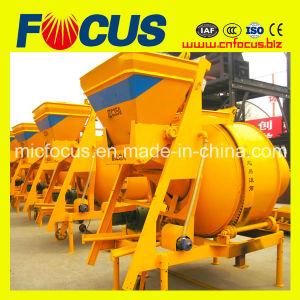 Jzc350 350L Electric or Diesel Type Portable Concrete Mixer pictures & photos