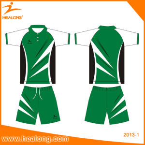 Healong Sale Sublimation Custom Table Tennis Jersey Clothing Any Logo pictures & photos