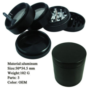 5 Layer Tobacco Crusher Hand Muller Smoke Herb Grinder pictures & photos
