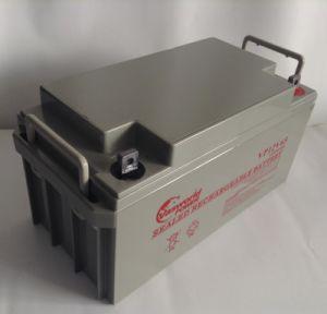 12V65ah Mf Solar Power Battery/Solar Cells pictures & photos