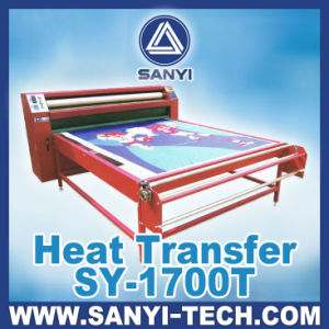 1.7m Sublimation Heat Transfer Machine Sy-1700t pictures & photos