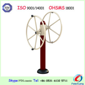 Eldly 140mm Seasaw Outdoor Fitness Equipment pictures & photos