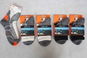Coolmax Tectel Nylon Sport Socks