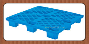 Good Quality Grid Plastic Storage Pallet for Shipping pictures & photos