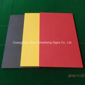 PVC Foam Board and PVC Panel for Advertising pictures & photos